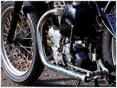 1949 Indian Arrow149 - Pipeburn - Purveyors of Classic Motorcycles, Cafe Racers & Custom motorbikes