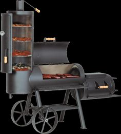 "JOE'S BARBEQUE SMOKER® - 20"" JOE's Chuckwagon®"