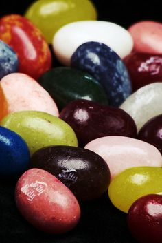 Jelly Beans by FweePrower, via Flickr