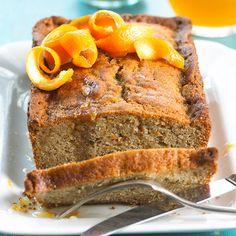 Sweet Potato Spice Loaf