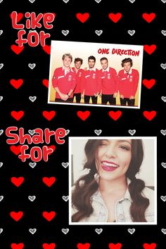 And comment but I don't like one direction but I want to see y'all's  opinions so also comment who u like better