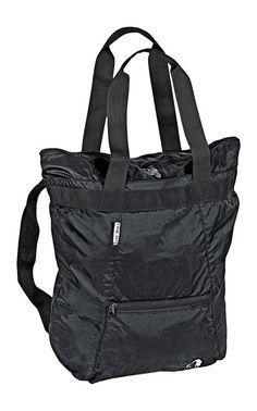 Schicke Einkaufstasche von #Tatonka. Ob fürs alltägliche Einkaufen oder Städtereisen - in ihr findet alles Platz. Praktisch: die Tasche lässt sich als Rucksack umfunktionieren. Bei globetrotter.de
