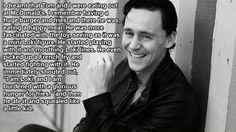 The greatest part about this person's dream is that Tom would actually do that; he's that adorable