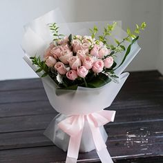 China flowers delivery, send flowers to China by local florist. How To Wrap Flowers, Send Flowers, Simple Flowers, Flower Bouquets, Fruit Flowers, Spring Flowers, Hand Bouquet, Mothers Day Flowers, Local Florist
