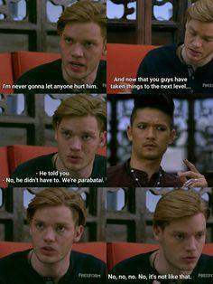 "#Shadowhunters 2x08 ""Love Is a Devil"""