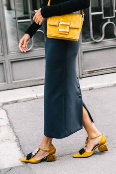 Este Fresco Color Se Está Tomando El Street Style Este 2018 | Cut & Paste – Blog de Moda