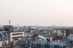 Paris in March