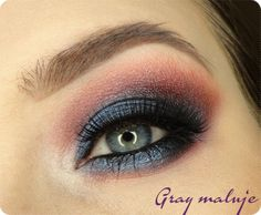Evening makeup best for special occasions!