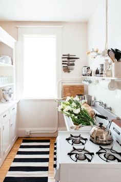 The 5 Things I'll Miss About Cooking in a Galley Kitchen | Kitchn