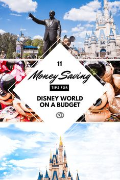 Planning a trip to Disney World? Read this first! Here are 11 can't miss money saving tips for planning a trip to Disney World on a budget! Disney World Tickets, Disney World Vacation Planning, Disney World Parks, Vacation Ideas, Disney World Tips And Tricks, Disney Tips, Walt Disney, Disney Money, Disney World Resorts