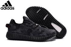 1c318368f93ec Men s Adidas Yeezy Boost 350 Shoes Black Camo AQ4837