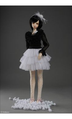 dollmore Ball Jointed Dolls, Ballet Skirt, Kawaii, Skirts, Hair, Inspiration, Clothes, Fashion, Moda