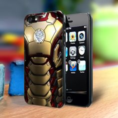 Iron Man Mark XLVII iPhone Case