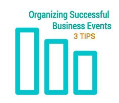 Event Tips For #Eventprofs
