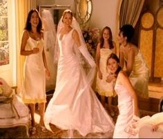 runaway bride | Wedding Dresses in Cinema and in Television ...