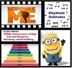 Music with Mrs. Dennis: Minions Invade the Music Room!!! FREE Download