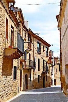 Calaceite, Teruel Aragón, Spain