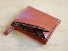 小型財布 背面