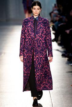 Paul Smith Fall 2014 Ready-to-Wear Fashion Show - Larissa Hofmann