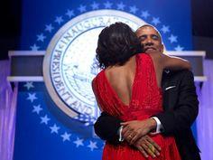 FLOTUS HUG!!