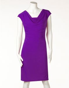 CLEO Orchid Side Ruched Dress $86.00 - http://www.cleo.ca/shop-categories/dresses/orchid-side-ruched-dress/prod698458281A.html?previousCat=newarrivals