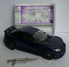 Transformers alternators #shockblast #shockwave as mazda rx-8 with #instructions,  View more on the LINK: 	http://www.zeppy.io/product/gb/2/141988317421/