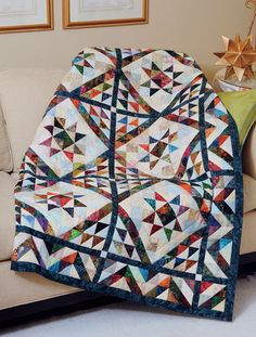 Freemotion by the River: Scrappy Fat Quarter Quilts