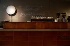 The best cafe, bar and restaurant interiors of 2014: Sensory Lab, Bondi Beach (NSW), by Bureau8 CIBI Richie Brownfield.