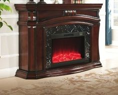 View 62 Grand White Electric Fireplace Deals At Big Lots Home