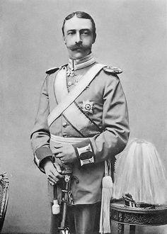 His Serene Highness Ernst II, Prince of Hohenlohe-Langenburg (1863-1950)