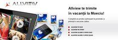 Azi este ultima zi in care mai poti cumpara produse Allview si castiga un sejur la munte! Produsele sunt smartphone-urile Allview P4 DUO si P6 Stony si tabletele Allview Alldro 3 Speed DUO si Alldro 3 Speed Quad. http://j.mp/15imdvh