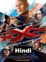 xXx: The Return of Xander Cage (2017) Hindi Dubbed Full Movie Watch Online Download DVDRip Free