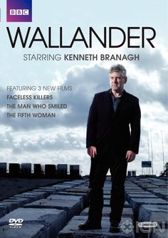 Detective Kurt Wallander in the BBC series based on the books by Swedish author Henning Mankell. Kurt Wallander, Kenneth Branagh, Detective Series, Crime, Bbc Tv, Hercule Poirot, Miss Marple, Favorite Tv Shows, Movies And Tv Shows