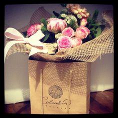 Flower gift bouquet