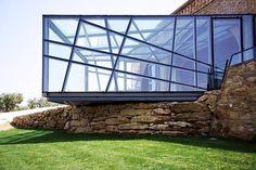DI SIPIO WINERY by ROCCO VALENTINI ARCHITECTURE in Abruzzo, Italy