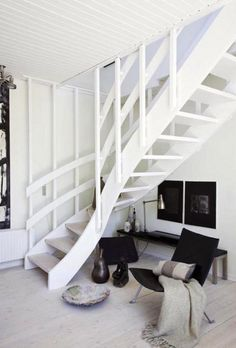 These are some of the coolest stairs I have ever seen