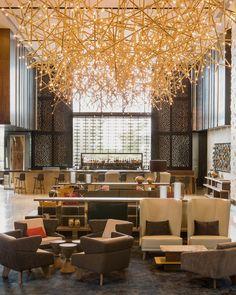 Lobby Bar (Mexico) / International Bar / Hirsch Bedner Associates