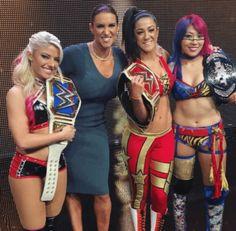Se avecina un ángulo entre Kurt Angle y Stephanie McMahon de cara al verano - Superluchas
