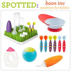 yes, boon items for children definitely go on my favorite things list :)