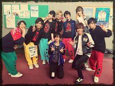 むすめん。 Purple, Pink, Light Blue, Japan, Yellow, Pink Hair, Japanese, Viola, Roses