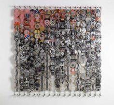 Jacob Hashimoto   Bamboo, Kites and Patterns  inspiration