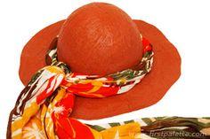Papier Mache Hat craft