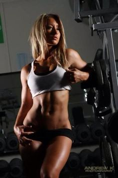 """I don't get the skins and bones look!Forget """"skinny"""" I'm going for FIT and LEAN!"""
