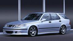 '04 Saab 9-5 Aero SportEstate Wagon, Courtesy saabscene.com