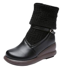7 Best Mordenmiss Leather BootsShoes images | Leather boots