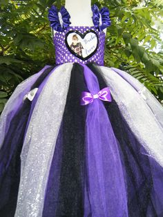 Justin Bieber Tutu Dress by KalilaKloset on Etsy, $45.00