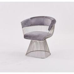 ЛУКСОЗЕН СТОЛ ЗА ОТДИХ LUXURY LEISURE CHAIR Луксозен стол за отдих с ефектен дизайн, проектиран така, че всеки да се чувства комфортно в него. Продуктът е с най-високо качество на изработка от здрави и лесно поддържащи се материали. Основта е направена от неръждаема стомана, която гарантира дълготрайността и стабилната опора. Луксозната тапицерия в комбинация със сребърното покритие ще добавят изисканост към всеки интериор.  Столът е подходящ както за  дома, така и за стаи и фоайета в…