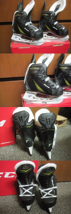 Ice Hockey-Youth 26342: New Ccm Tacks Youth Ice Skates, Skate Size 8.0, Width D -> BUY IT NOW ONLY: $64.99 on eBay!
