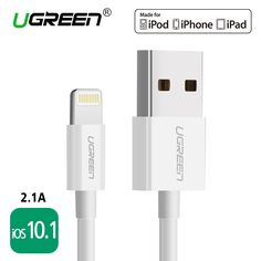 Now Available on our shop: For MFi iPhone Ca... Check it out here! http://giftery-shop.com/products/for-mfi-iphone-cable-2m-1m-ios10-1-ugreen-2-1a-fast-mobile-phone-lightning-to-usb-charger-data-cable-for-iphone-6-ipad-air-ipod?utm_campaign=social_autopilot&utm_source=pin&utm_medium=pin