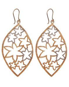 Dew Drop Style 925 Sterling Silver Hook Earrings | Rs. 1,450 | http://voylla.com
